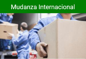 Servicio de Mudanza Internacional