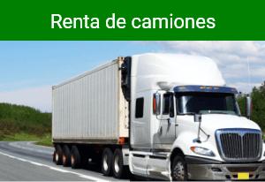Servicio de Renta de Camiones